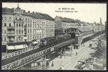 AK Deutsches Reich v.1927 Berlin. Bahnhof Cottbuser Tor    4/33