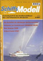 Schiffsmodell 3/97 a