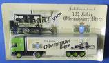 Bier-Werbetruck-LKW- Olbernhauer Biere  Art. Nr.8