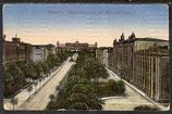 AK D, Reich von 1919,  München Maximilian Strasse   33/2