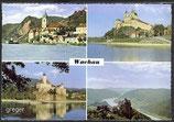 AK Wachau, Mehrbildkarte    31n