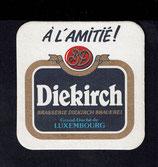 Bierdeckel -  Brasserie Diekirch Brauerei   3