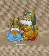 Miezi Cats von 1998  - Babysittra   -  mit BPZ   - 10x