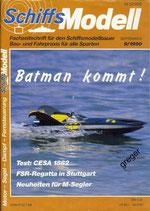 Schiffsmodell 9/90 a