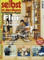 Selbst ist der Mann, das Heimwerker-Magazin
