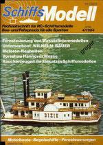 Schiffsmodell 4/84 b