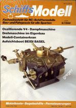 Schiffsmodell 6/88 b  abl