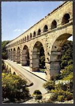 AK Le Pont du Gard    43n