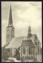 AK Lübeck, Jakobikirche   35c