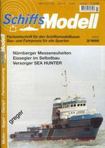 Schiffsmodell 3/98 a