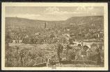 AK Deutsches Reich 1921 Jena Panorama    3/15