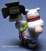 H.H.Hoolywoodstar von 1997  - Rudi Rampenlicht  - mit BPZ   - 3x