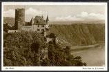 AK Deutsches Reich 1932 Burg Katz a. der Loreley   14/25