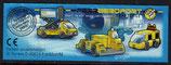 Ferraeroport Fahrzeuge von 2000  -  Container Transporter    631 566 - 1x