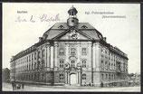 AK Deutsches Reich v.1918 Aachen. Kgl. Polizeipräsidium    3/34