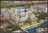 AK Paris, Notre-Dame    93-o