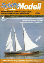 Schiffsmodell 3/88 b  abl