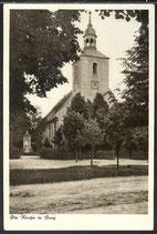 AK Die Kirche in Burg   20/39