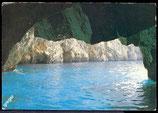 AK Capri, Die grüne Grotte    59/29