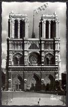 AK Paris, Notre-Dame   40/22