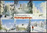 AK Winterzauber im Fichtelgebirge, Mehrbildkarte   21/21