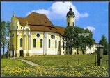 AK Die Wies. Wallfahrtskirche    40m
