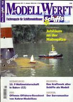 ModellWerft 11/97 d  abl