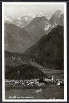 AK Deutsches Reich 1939 Golling mit dem Dachstein 7/46