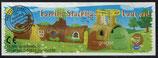 Familie Stachlig baut an von 2001  Haus mit Wäscheleine  610124 -1x