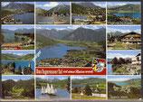 AK Das Tegernseer Tal. Mehrbildkarte    56/40