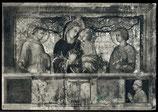 AK Assisi, Basilika di S. Francesco, Madonna, Hl. Johannes und Hl. Franziskus    62/45