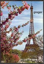 AK Paris, La Tour Eiffel    70n