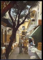 AK Capri, malerische Gasse    59/1