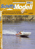 Schiffsmodell 2/04 a