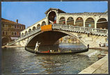 AK Venedig, Rialtobrücke    53/50