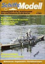 Schiffsmodell 2/83 b
