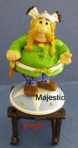 Asterix und die Römer von 2000  Majestic  - mit BPZ -   1x