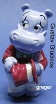 Happy Hippo Hochzeit von 1999  - Gustav Glücklos  - mit BPZ  -   3x
