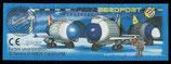 Ferraeroport Flugzeuge von 2000  -  Europa Jet     643319 - 1x