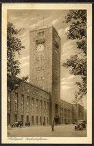 AK Deutsches Reich 1926 Stuttgart Bahnhofsturm 8/48