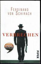 Verbrechen von Ferdinand von Schirach    TB