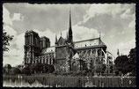 AK Paris Notre-Dame   91/9