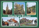 AK Schierke am Brocken, Mehrbild    25/28