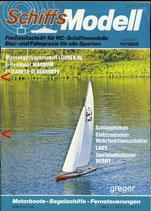 Schiffsmodell 11/82 d  abl