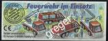 Feuerwehr im Einsatz von 1995  Löschwagen    623 709 - 1x