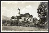 AK Wallfahrtskirche Wies bei Steingaden   47h