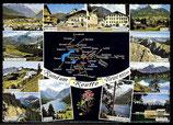 AK Rund um Reutte, Mehrbildkarte Tirol  64/43
