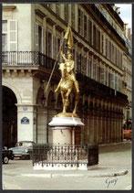 AK Paris Place des Pyramides    t 36