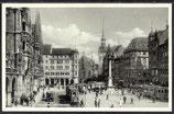 AK München Marienplatz 11/24