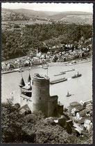 AK St. Goar Burg Katz   17/49